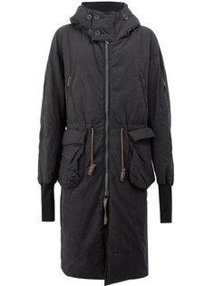 пуховое пальто с капюшоном Ziggy Chen