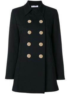 двубортный пиджак Versace Collection