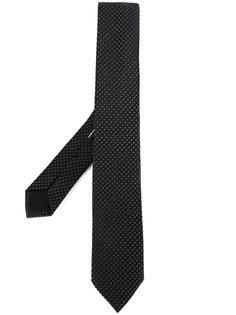 галстук в горошек Boss Hugo Boss