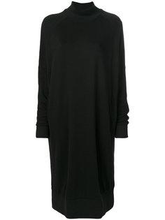 свободное платье-свитер  Thom Krom