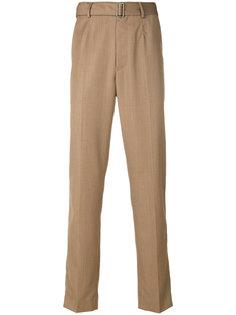 зауженные брюки Pringle Of Scotland