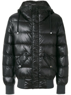 дутая куртка Dolce & Gabbana