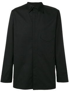 однотонная рубашка Y-3