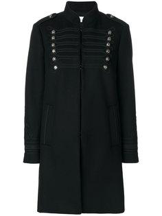 """пальто в стиле """"милитари"""" Red Valentino"""