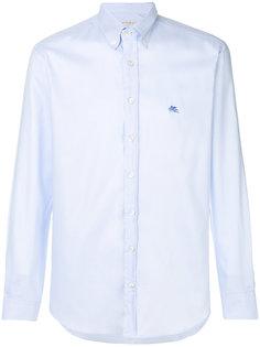 рубашка-поло с вышивкой Etro
