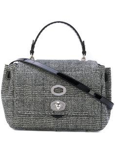 текстурная сумка-тоут Ermanno Scervino