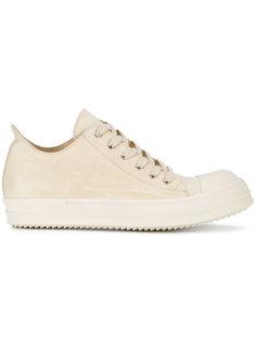кроссовки на шнуровке Rick Owens