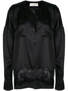 блузка с кружевной отделкой Faith Connexion