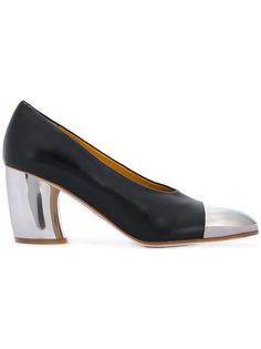 туфли на каблуках-металлик Proenza Schouler