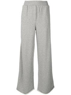 широкие спортивные брюки  T By Alexander Wang