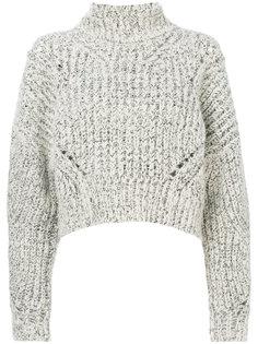 свитер крупной вязки  Isabel Marant