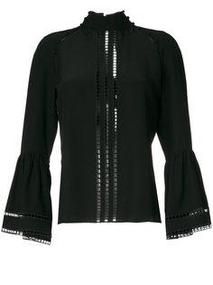 блузка клеш Fendi