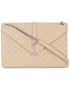 классическая сумка-конверт  Saint Laurent