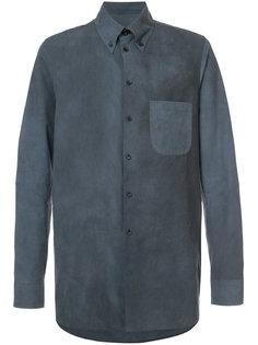 рубашка с карманом Uma Wang