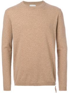 свитер с молниями Laneus
