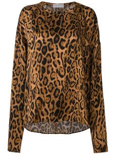 леопардовая блузка Faith Connexion