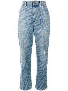 укороченные джинсы с вышивкой Golden Goose Deluxe Brand