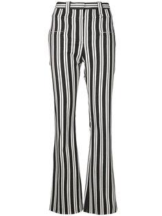 брюки в вертикальную полоску  Altuzarra