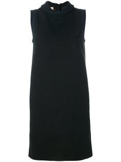 платье с контрастным швом  Marni