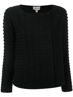 классический трикотажный свитер Armani Collezioni