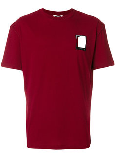 футболка с круглым вырезом McQ Alexander McQueen