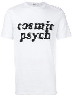 футболка с принтом Cosmic Psych McQ Alexander McQueen