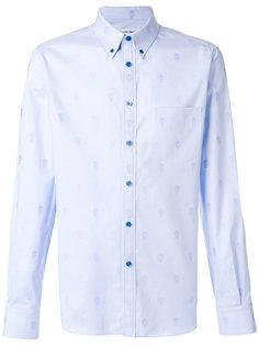 рубашка на пуговицах Alexander McQueen