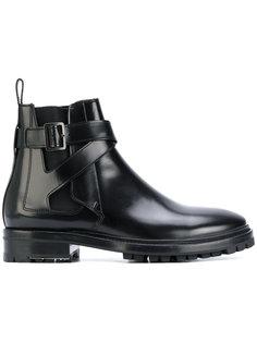 ботинки-челси с ремешками Lanvin
