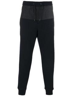 спортивные брюки с панельным дизайном Marni