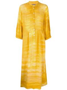платье на пуговицах  Raquel Allegra