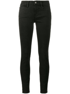 джинсы скинни Le Skinny de Jeanne Frame Denim