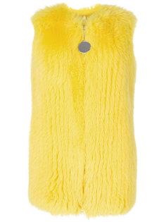 классический меховой жилет Givenchy