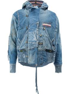 летная куртка Snorkel Greg Lauren