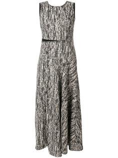 фактурное платье с круглым вырезом Dorothee Schumacher