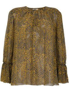 блузка с круглым вырезом с принтом Dorothee Schumacher
