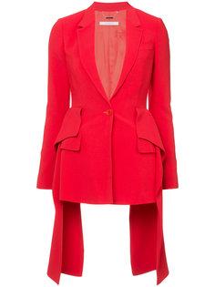 приталенный блейзер Givenchy