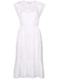платье с цветочным узором Ulla Johnson