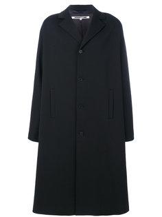 ниспадающее объемное пальто McQ Alexander McQueen