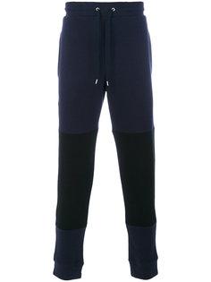 спортивные штаны с фирменной нашивкой McQ Alexander McQueen