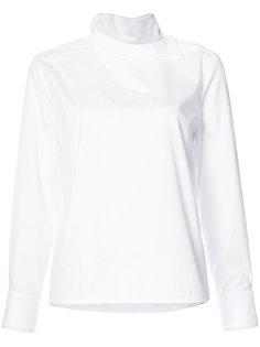 блузка с длинными рукавами и пуговицами Atlantique Ascoli