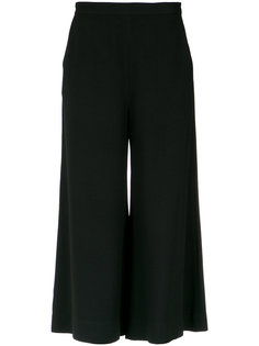 cropped wide leg trousers Andrea Marques