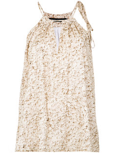 printed blouse Andrea Marques