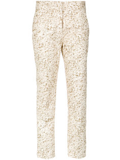 printed skinny trousers Andrea Marques