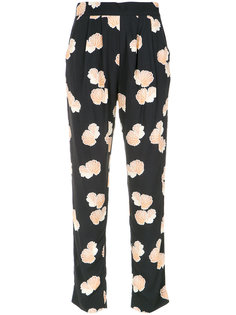 mushroom print trousers Andrea Marques