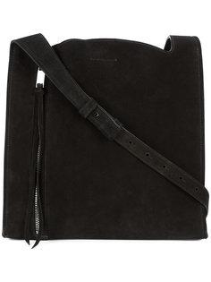 сумка на плечо на молнии Elena Ghisellini