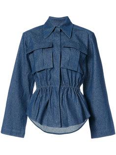 джинсовая рубашка Gala Solace London