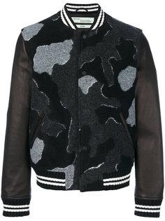 куртка Camou Bomber Off-White
