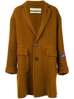 пальто свободного кроя Off-White