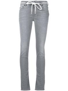 "джинсы ""скинни"" Off-White"