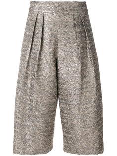 плиссированная юбка-брюки  Alice+Olivia